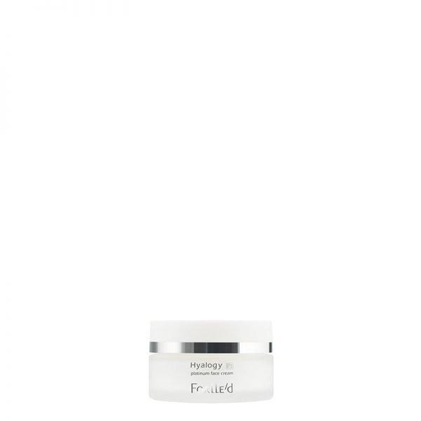 Hyalogy Platinum Face Cream